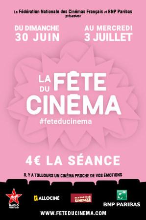 La Fête du Cinéma